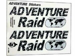 Adesivi Quattroerre Adventure Raid pretagliati
