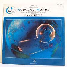 """33T DVORAK Disque LP 12"""" SYMPHONIE NOUVEAU MONDE R KEMPE Classique TRIANON 6138"""
