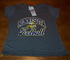 Women s Teen Minnesota Vikings NFL Football T-shirt Small cd14c5a8d