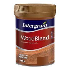 Intergrain 180g Jarrah / Merbau Woodblend Putty