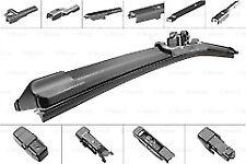 "20/"" Front Aero Flat Jointless Wiper Blades Fits Dacia Logan MCV MK2 Estate 22/"""