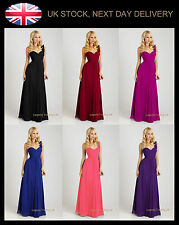 Chiffon Full Length Cocktail Ballgowns for Women