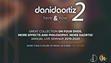 Here & Now 2 (4 Dvd Set) by Dani DaOrtiz - Magic Trick
