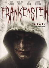 FRANKENSTEIN (DVD, 2016) WITH SLEEVE e4