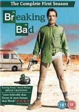 Breaking Bad: Season 1 [DVD] [2008] [2009] DVD Excellent