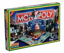 MONOPOLY - City of NOTTINGHAM Edition - Board Game Winning Moves - 2-8 Players