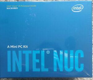 NEW - Intel BOXNUC8I5BEH1 MINI PC 2.3 GHz Intel Core i5 Bare Bones