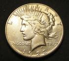 1923 S Peace Dollar 90% Silver - Very Nice # 781531-61