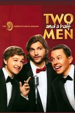 Two and a Half Men: The Complete Ninth Season (DVD, 2012, 3-Disc Set)