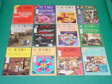 1969 Audio Magazines, Complete Year, 12 Issues