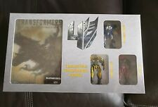 Transformers 4  Blufans exclusive Blu-ray Boxset,  Mint/Sealed