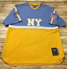 New York BLACK YANKEES Negro League JERSEY NLBM Baseball 1932-1948 HeadGear 2XL