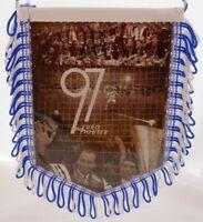 FC Schalke 04 + Wimpel Banner + 20 Jahre Eurofighter + UEFA Cup Sieger 1997 (1)