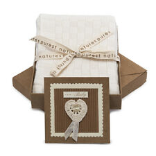 Natures Purest Bamboo Greeting Blanket & Card Gift Set 60x80cm (6050)