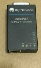 Bay Networks - 10 Base -T Transceiver  Model #928A