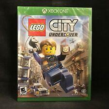 Lego City Undercover (Xbox One,2017) BRAND NEW / Region Free