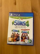 Los Sims 4 Juego Paquete PS4 incluso gatos y perros de expansión