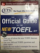 TOEFL iBT: The Official ETS Study Guide (McGraw-Hi