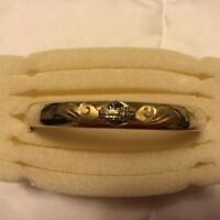 Harley Davidson Bangle 1/20 14kt GF