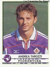 ANDREA TAROZZI ITALIA FIORENTINA RARE UPDATE STICKER CALCIATORI 2002 PANINI