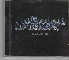 (FX899) The Chemical Brothers, Singles 93-03, 2CD - 2003 CD