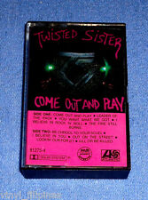 PHILIPPINES:TWISTED SISTER - Come Out And Play ,TAPE,Cassette,RARE,Obscure