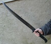 """////BEAUTIFULL 26"""" HIGH CARBON STEEL HUNTING SWORD/// WITH SHEATH"""