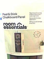 Room Essentials Peel And Stick Chalkboard Wallpaper Panel
