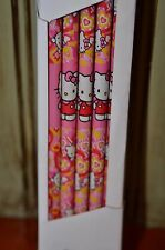 16 HELLO KITTY Heart Pencils Party Supplies Stationery Favors Loot Bag Fillers
