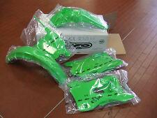 KIT PLASTICHE CROSS KAWASAKI  KX 125-250 2000-2002  UFO KALIT20026