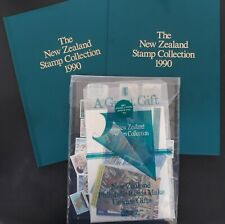 1990 New Zealand Collector's Booklet full set of postage stamps MUH
