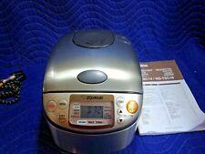 Zojirushi NS-TSC10 Micom Rice Cooker & Warmer - Brown