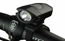Xeccon 300 Lumen LED Bike Light Set with USB Rechargeable Built-in Battery