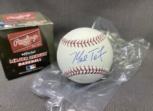 Yankees Mark Teixeira Signed Baseball Steiner Sports MLB authentic! Crisp! Wow!!