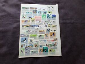 Thematics - Birds - Various Mint And  Used Stamps (2)