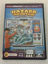 Lakeshore Interactive Whiteboard Software Hazard Mountain Inference Game
