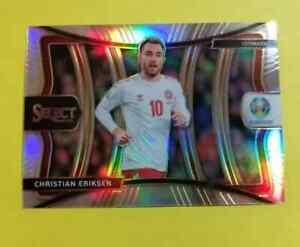 Christian ERIKSEN MEZZANINI PRIZM EURO 2020 Select Uefa