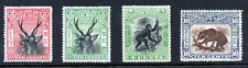 NORTH BORNEO 1897-02 New Frames Issue Group Perf 13½-14 SG 94a to SG 104 MINT