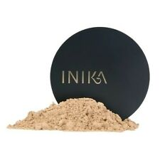 INIKA ORGANIC MINERAL FOUNDATION POWDER SPF15+ ALL AVAILABLE + FREE SHIPPING