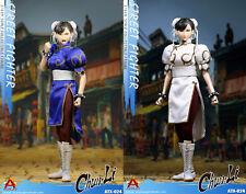 HOT FIGURE TOYS ACPLAY 1/6 ATX024 Street fighter Chun Li Double brow and dress