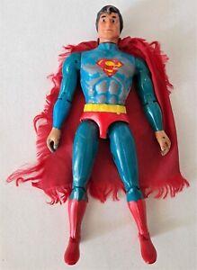 Mego Die Cast Metal Amazing Superman 5 1/2 Inch Figure 1978
