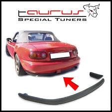 Lip spoiler POSTERIORE in abs Mazda MX5 Miata NA RS STYLE splitter lama paraurti