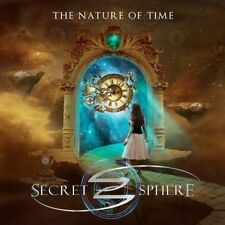 Secret Sphere-The Nature of Time CD NUOVO