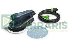 Levigatrice Festool ETS 150/5 EQ Elettrica rotorbitale con aspirazione orbita 5