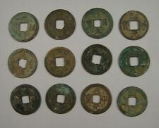 CHINA Ancient Coins Song Dynasty 12 Pieces