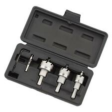 Ideal 36-311 TKO Carbide Tipped Hole Cutter 4 Piece Kit
