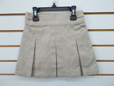 Girls Park & Preston $16 Khaki Uniform Skort Size 6 - 12