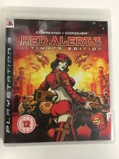 Command And Conquer Red Alert 3 Ultimate Édition PS3 Sony