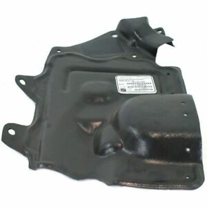 for 2007 2012 Nissan Sentra LH Left Drive side Engine Lower Cover