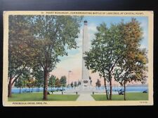 USA: Perry Monument Commemorating Battle of Lake Erie c1947